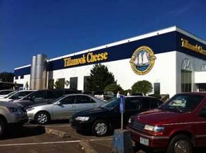 Tillamook Cheese Factory Tour